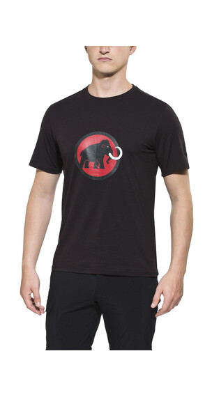 Mammut Logo T-Shirt Men black